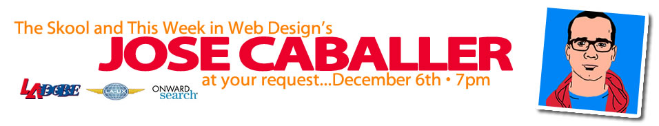 Jose Caballer at your request December 6th